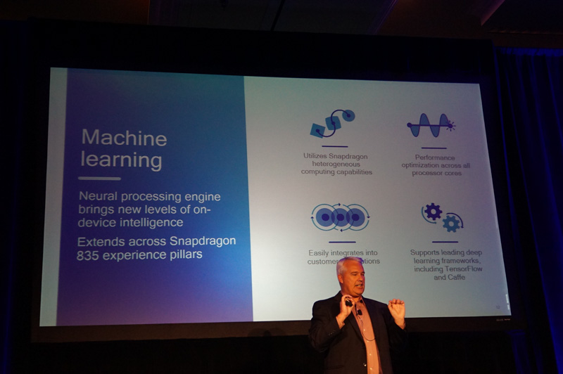 機械学習も強化