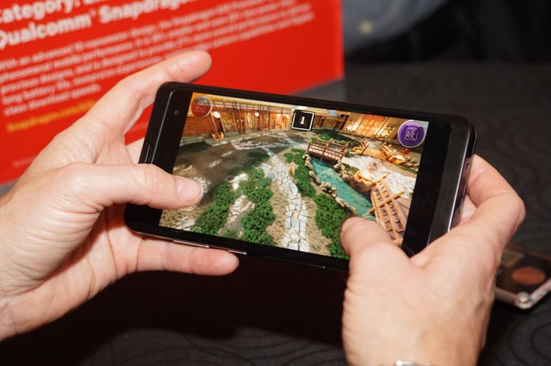 Snapdragon 835を採用したスマートフォンのリファレンスデザイン