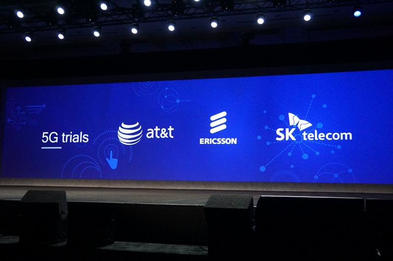AT&T、Ericsson、SK Telecomと共同で5Gのトライアルを実施