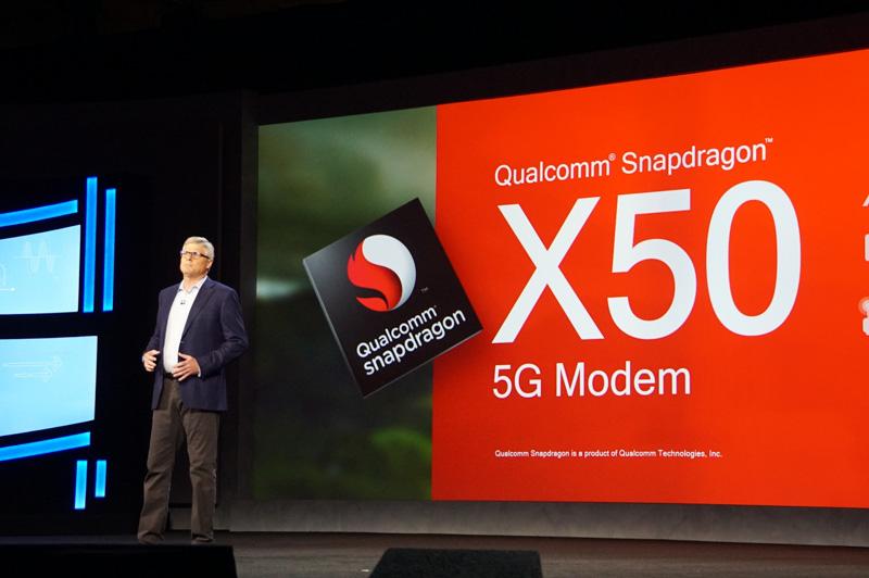 Snapdragon X50 modem