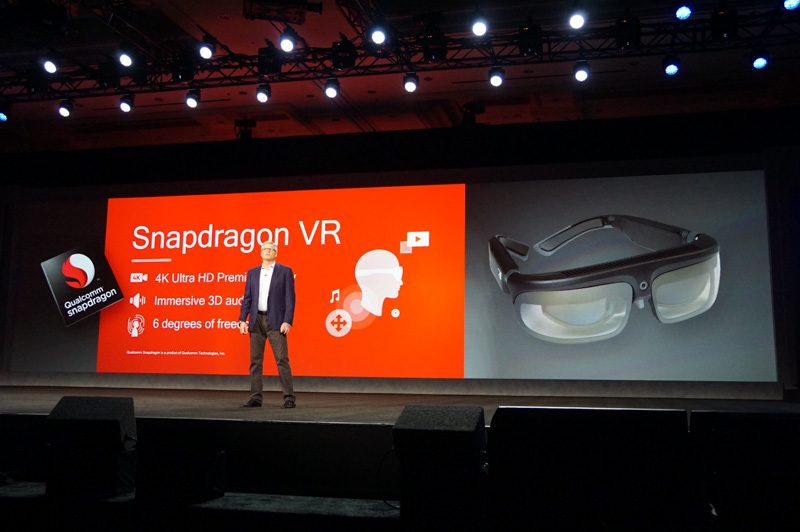Snapdragon 835を利用したARデバイス