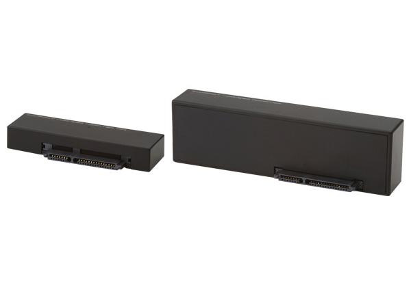 LHR-A35SU3(右)およびLHR-A25SU3(左)