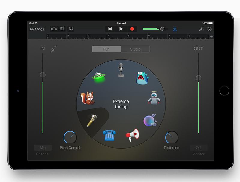 GarageBand 2.2 for iOS