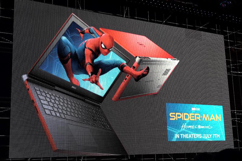 7月公開予定のスパイダーマン新作映画でコラボ