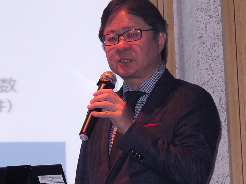 土田秀章氏