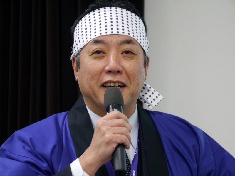 パナソニック AVCネットワークス社 常務 ITプロダクツ事業部・坂元寛明事業部長