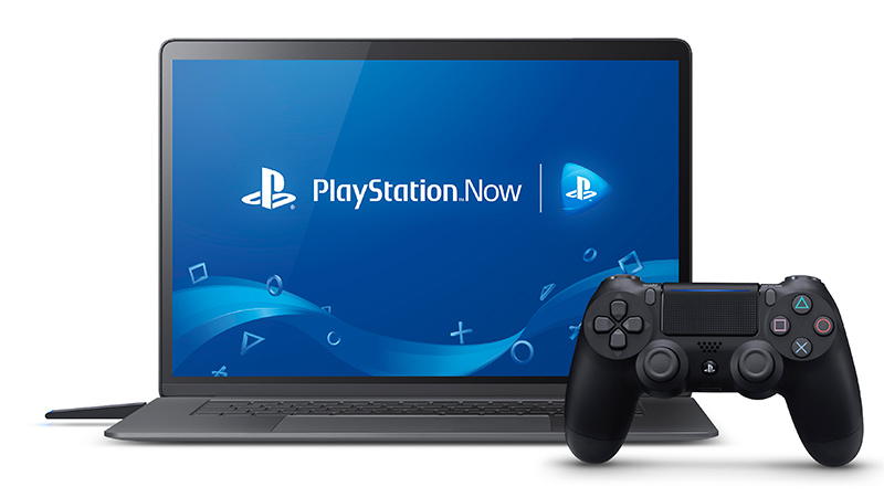 PlayStation Now ©2017 Sony Interactive Entertainment Inc. All rights reserved. Design and specifications are subject to change without notice.
