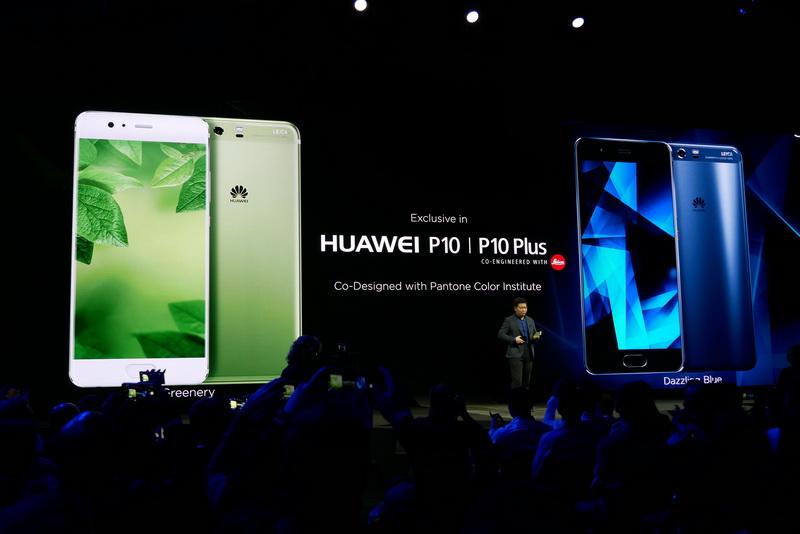 Pシリーズの新モデル「P10」と「P10 Plus」を発表