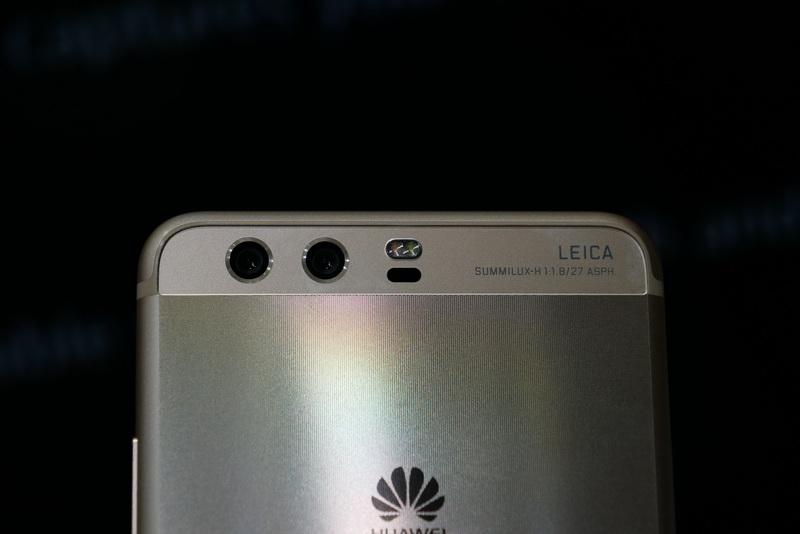 裏面のデュアルカメラは「Leica Dual-Camera 2.0 Pro Edition」となる