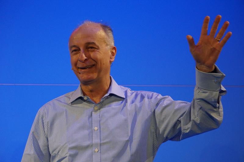 Motorola Mobility CEOのエイマール・デ・ラクンザン氏