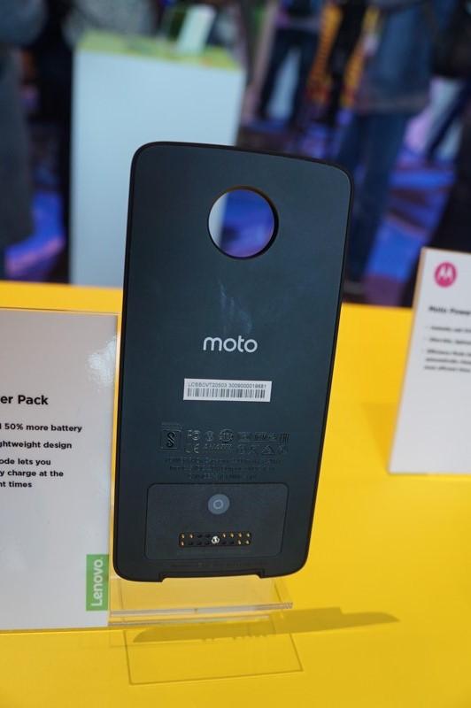 Moto Power Pack Mods