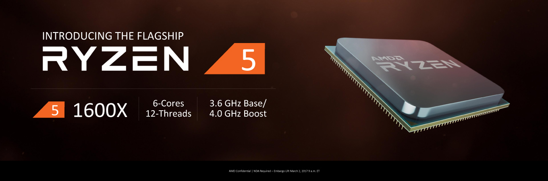 Ryzen 5もCore i5を性能で凌ぐことを目標とする