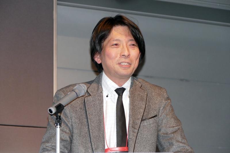 電気通信大学大学院 情報理工学研究科教授、AIXセンター長 栗原 聡氏