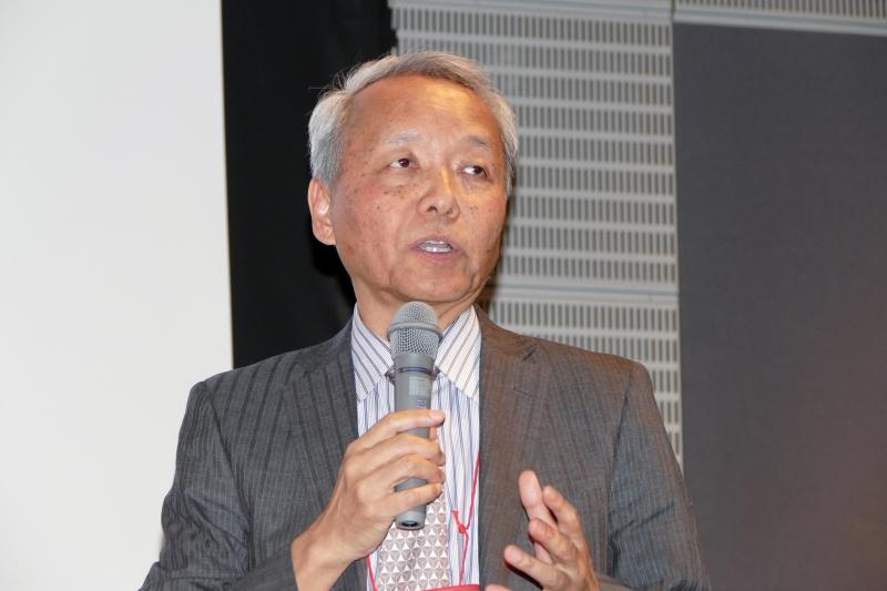 大阪大学大学院工学研究科教授 浅田稔氏
