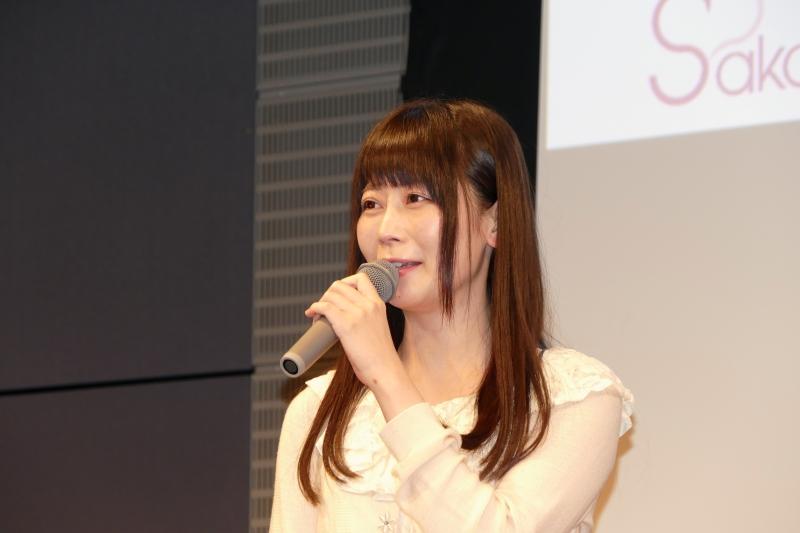 「仮面女子」リーダーの桜のどかさん