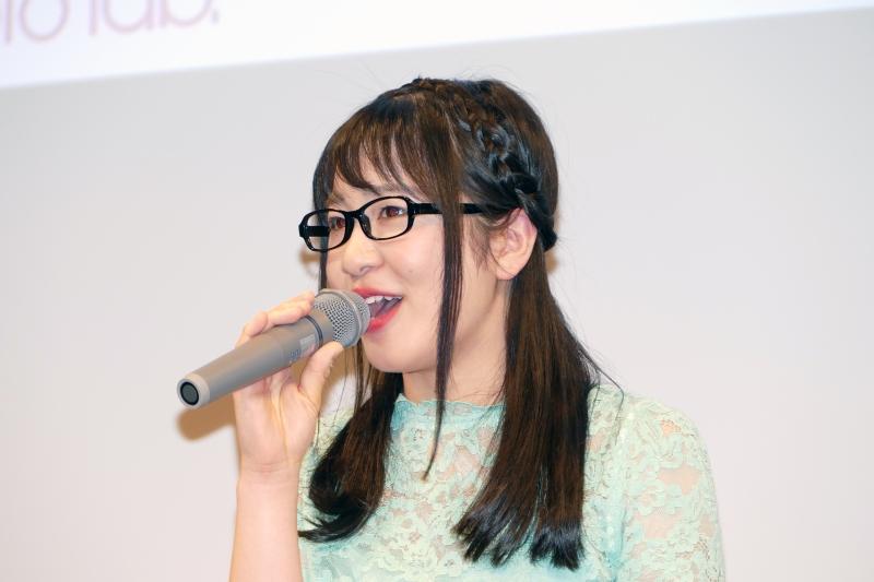 「仮面女子」桜雪さん