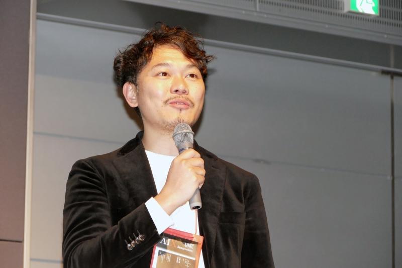 株式会社オルツCEO 米倉千貴氏