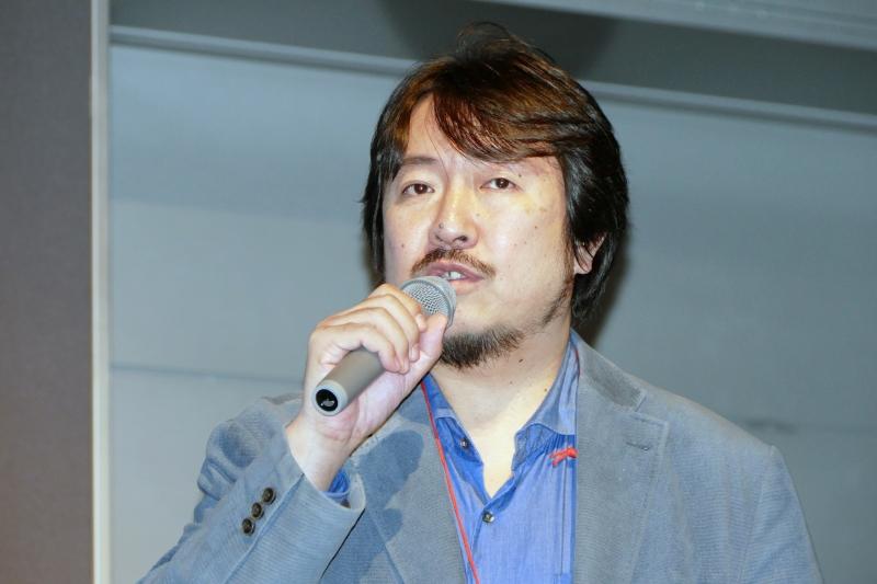 株式会社クロスコンパス・インテリジェンス代表取締役社長 佐藤聡氏