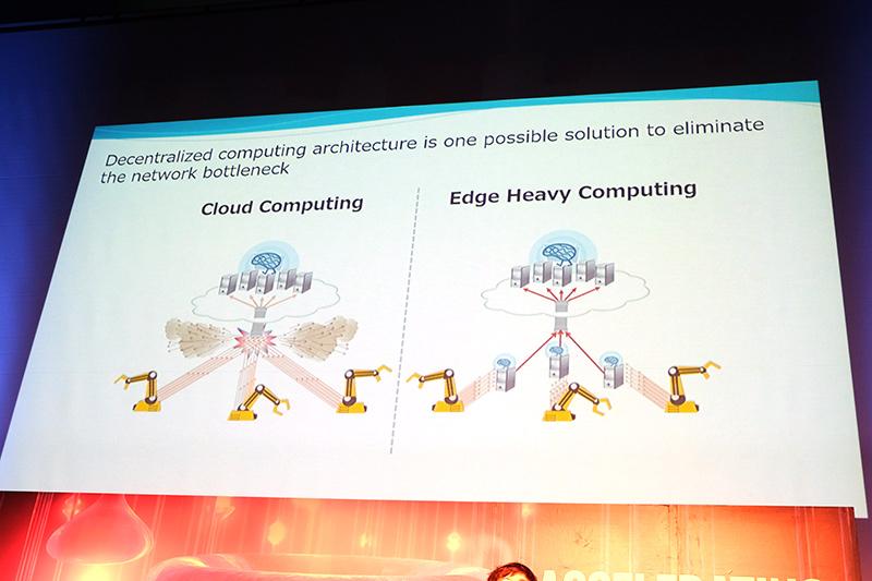 Edge Heavy Computingを提唱