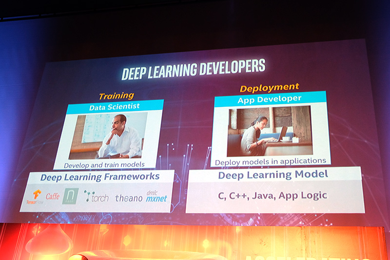 深層学習開発者向け