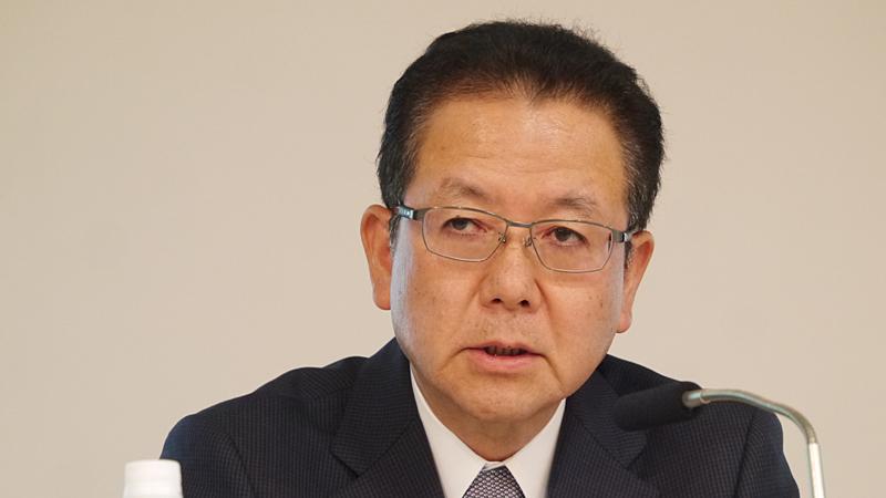 富士通の田中達也社長