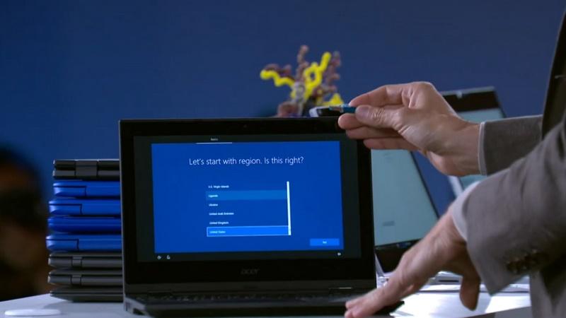 カスタマイズはUSBキーに入れて、短時間でPCに展開できる