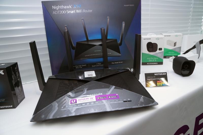 Nighthawk X10 R9000