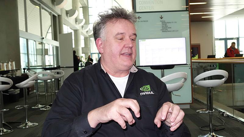 Neil Trevett氏(Vice President Developer Ecosystem, NVIDIAPresident, Khronos Group)