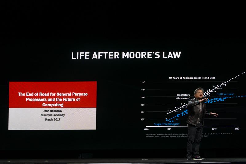 ムーアの法則後