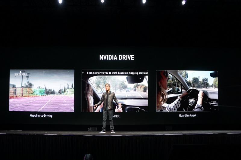 NVIDIAのDRIVE PX、今後Xavierが導入される