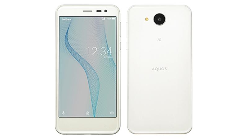 AQUOS ea(ホワイト)
