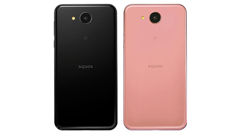 左がブラック、右がピンク