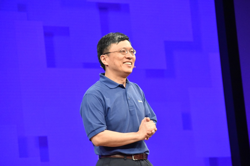 Artificial Intelligence and Research Group担当上級副社長Harry Shum氏