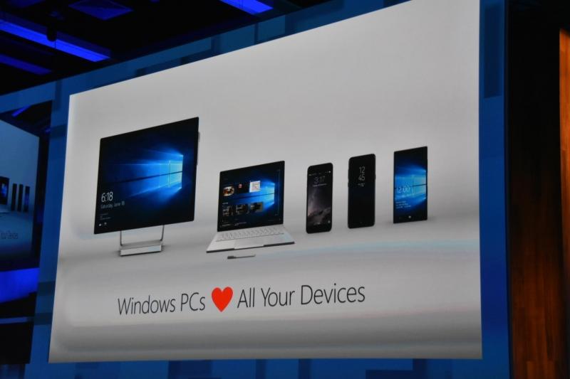 Windows PCは分け隔てなくユーザーのさまざまデバイスをケアする