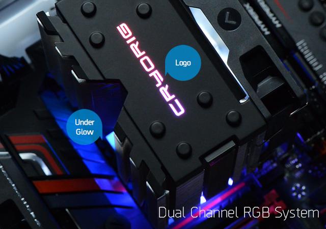 H7 Quad Lumi RGB