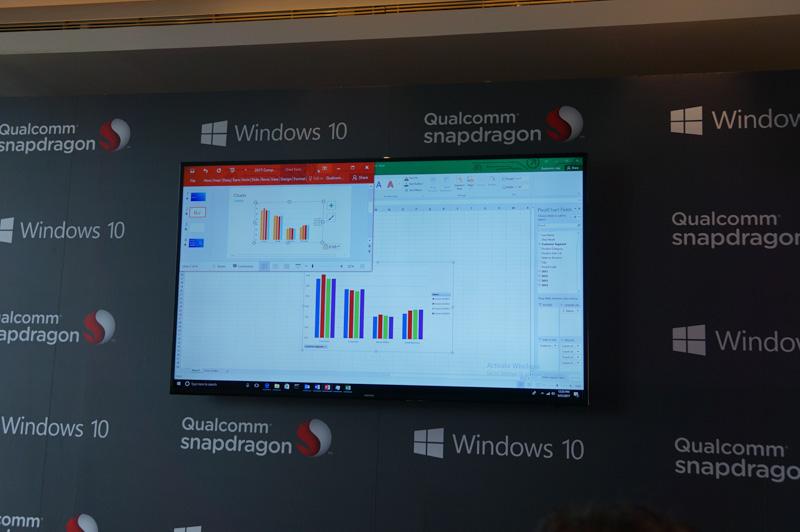 Win32のMicrosoft Officeが動いている様子