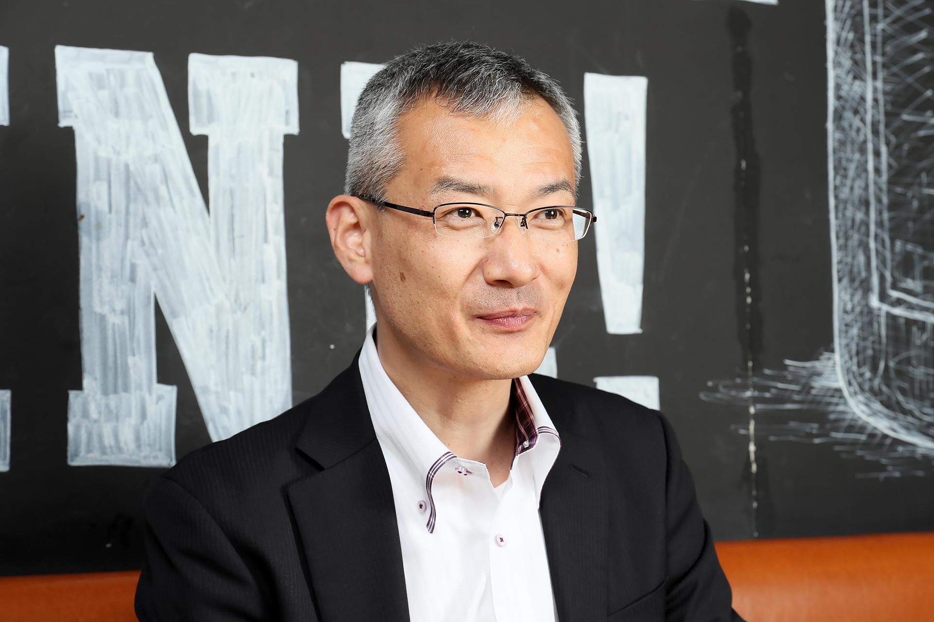 株式会社ProjectWhite取締役 営業本部長の後藤賢志氏