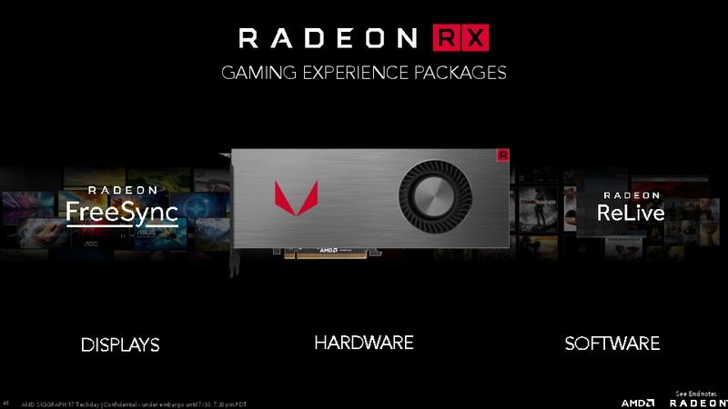Radeon RX Vega64の周辺