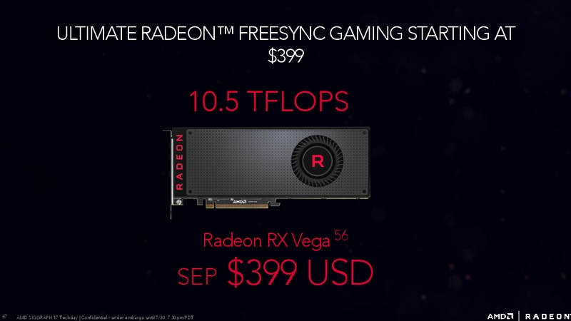 Radeon RX Vega56