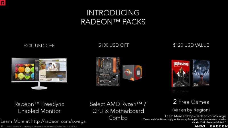 Radeon Packの概要