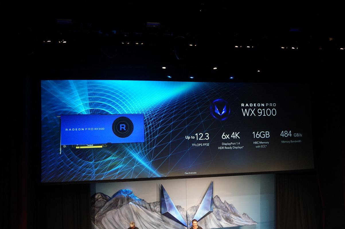 Radeon Pro WX910