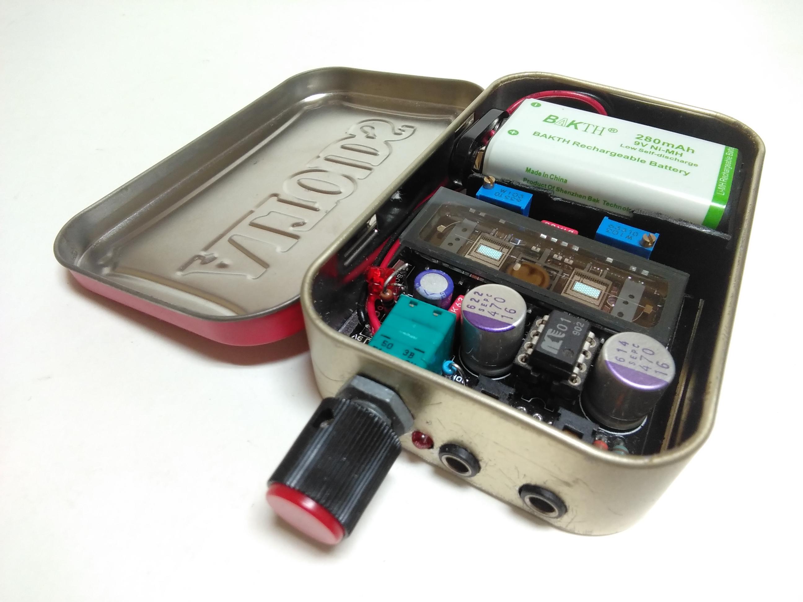 「TE508/HAW」背面カメラ、5Mモードで撮影