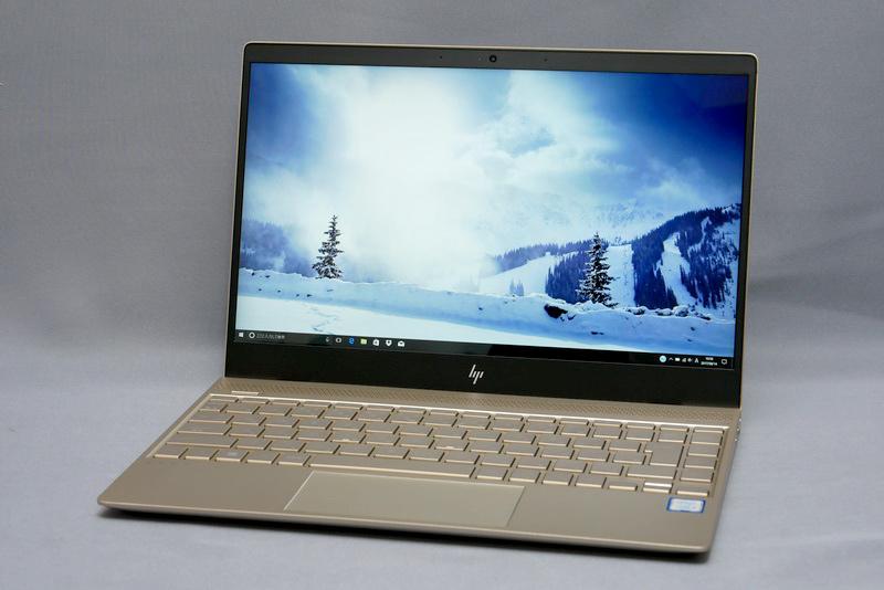 日本HP「HP ENVY 13-ad008TU」