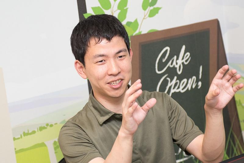 EPIC GAMES JAPANサポート・エンジニアの岡田和也氏