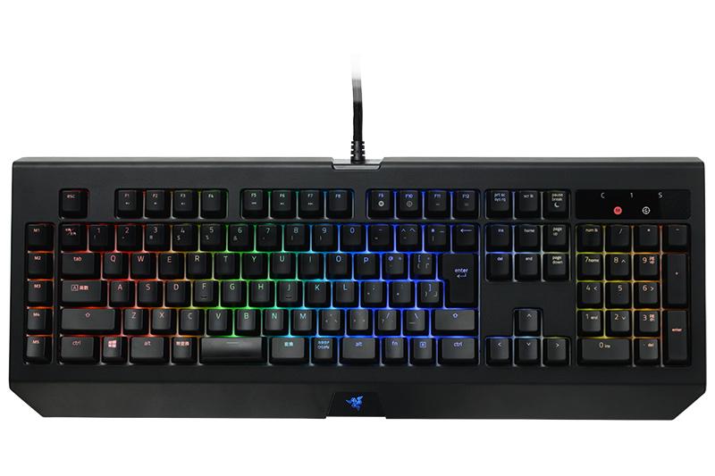 Razer BlackWidow Chroma V2 Razer JP Yellow Switch