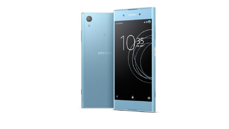 Xperia XA1 Plusのブルー