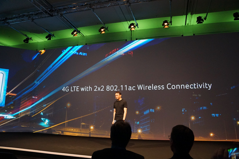 LTEに対応
