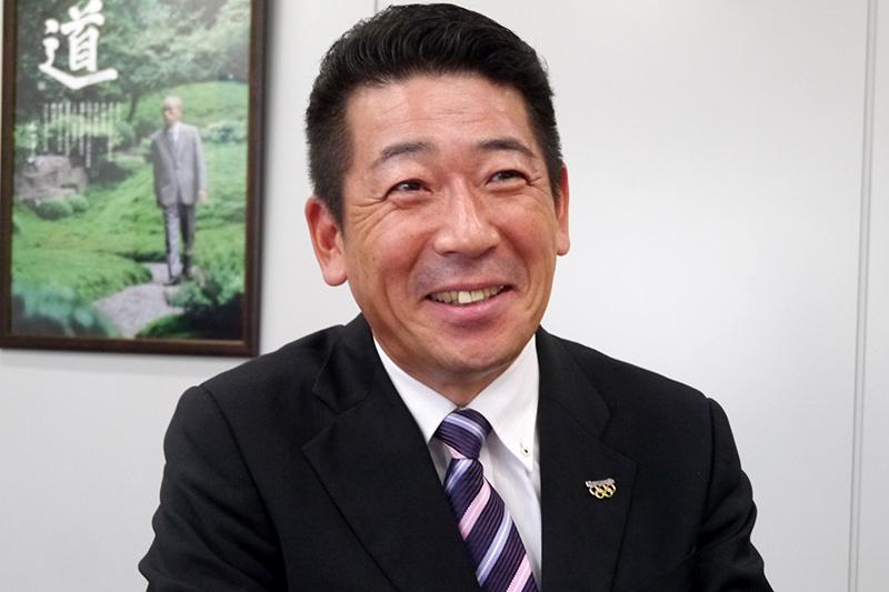 パナソニックコンシューマーマーケティング 執行役員 eコマースビジネスユニット長の麻誠司氏