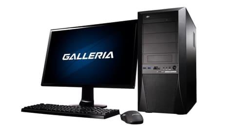 ドスパラ、Coffee Lake世代の6コアCPUを載せたゲーミングPCなど3台 GALLERIA FZ
