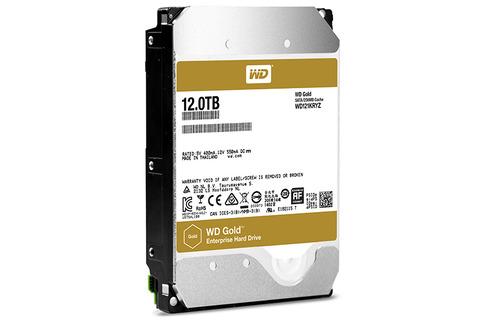 WDのサーバー向け12TB HDD「WD Gold」が国内販売 WD121KRYZ
